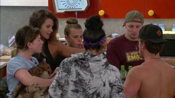 Big Brother 20 Final 8 Houseguests