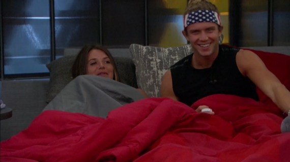 Big Brother 20 Tyler Crispen and Angela Rummans