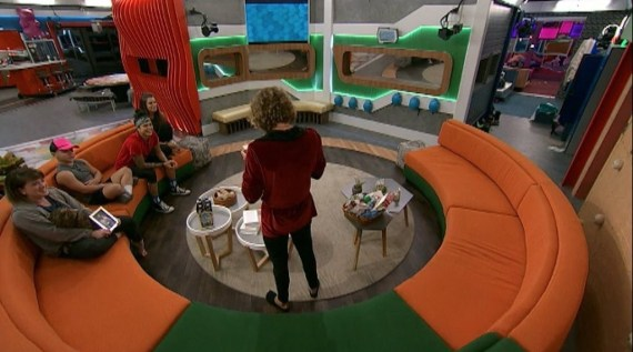 Big Brother 20 The Final Five