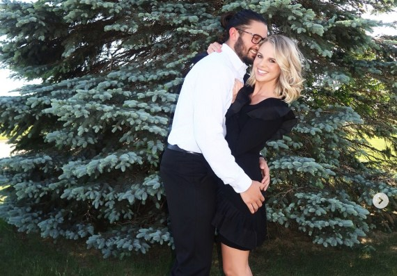 Nicole Franzel and Victor Arroyo Engaged