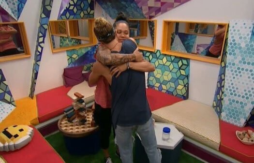 Big Brother Tyler 20 Crispen and Kaycee Clark