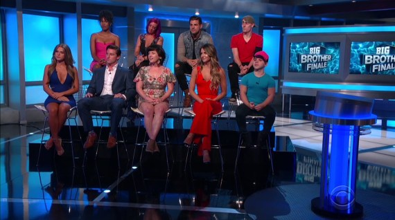 Big Brother 20 Jury