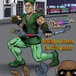 Big Brother 20 BB Comics-Steve Arienta
