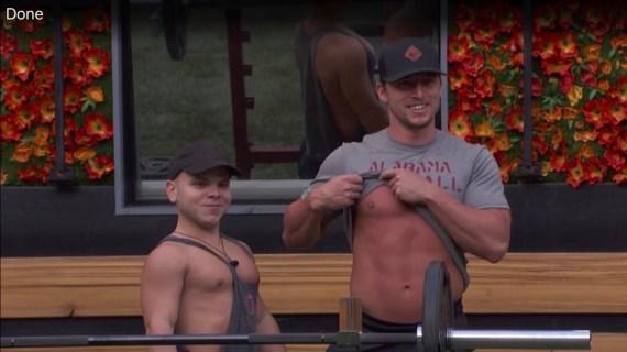 Big Brother 20 JC Mounduix and Brett Robinson