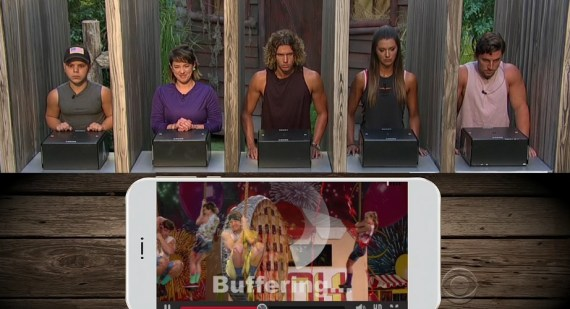 Big Brother 20 Week 12 HOH