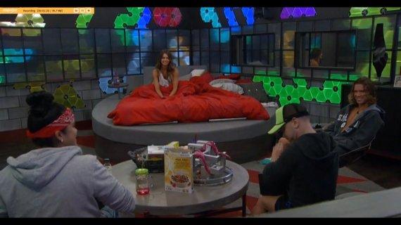 Big Brother 20 Final Four