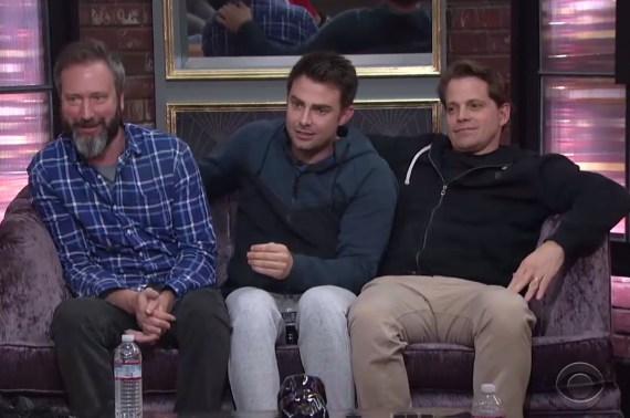CBBUS2 Anthony Scaramucci, Jonathan Bennett, and Tom Green