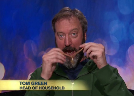 Tom Green Head of Household Big Brother