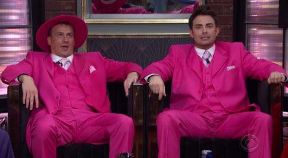 Ryan Lochte and Jonathan Bennett Celebrity Big Brother
