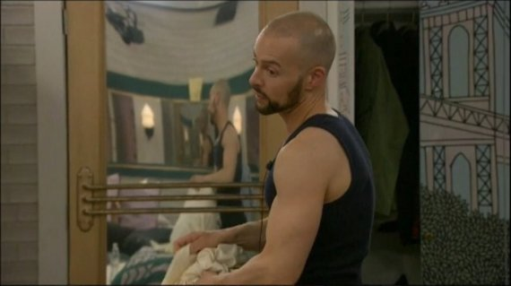 Joey Lawrence Celebrity Big Brother 2