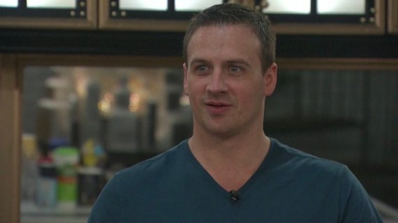 Celebrity Big Brother Ryan Lochte