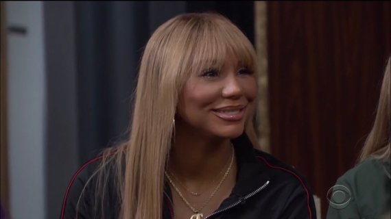 Celebrity Big Brother Tamar Braxton