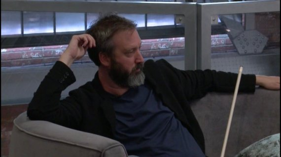 Celebrity Big Brother-Tom Green