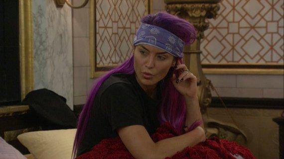 Celebrity Big Brother-Natalie Eva Marie