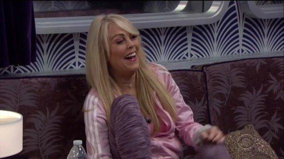 Celebrity Big Brother-Dina Lohan