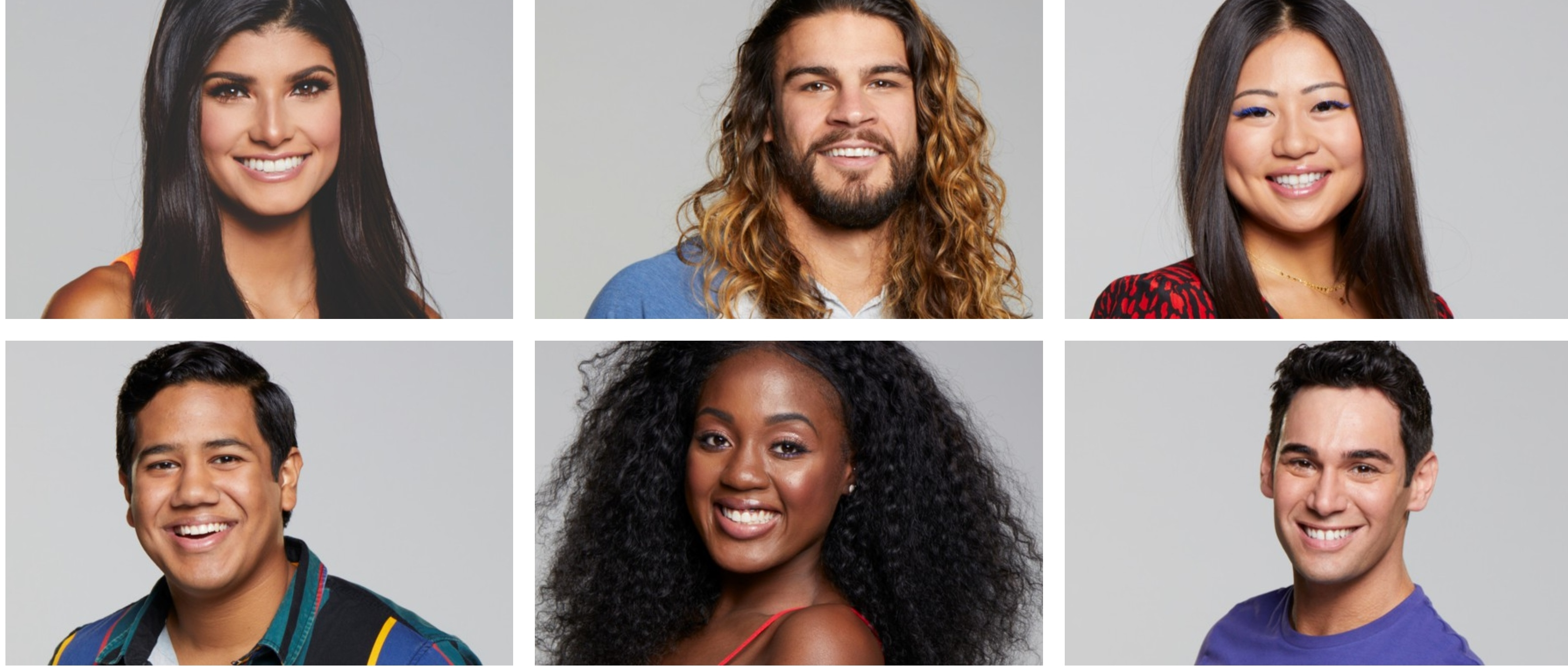 Big Brother 21 Cast Spoilers: Meet the New Houseguests ...