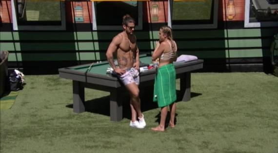 Big Brother 21 Live Feeds-Day 10