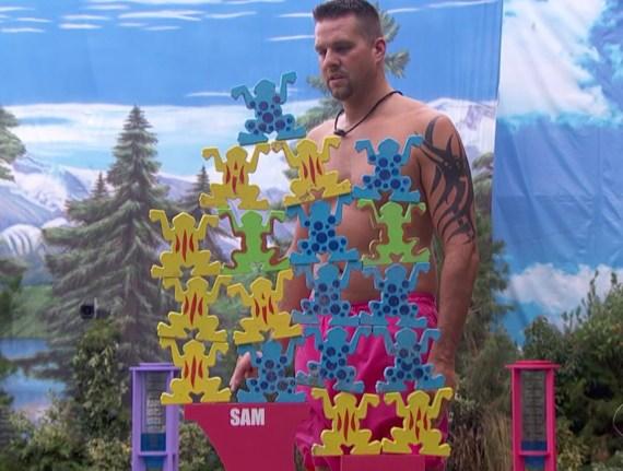 Big Brother 21 Sam Smith
