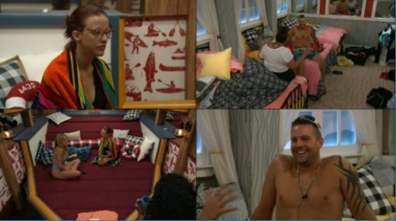 Big Brother 21 Live Feeds Recap Day 19-8