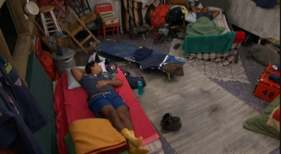 Big Brother 21 Live Feeds Recap Day 28-4
