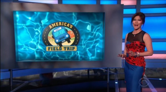 What is the Field Trip Twist on Big Brother 21? | Big