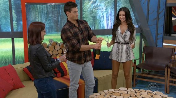 Big Brother 21 Final Three