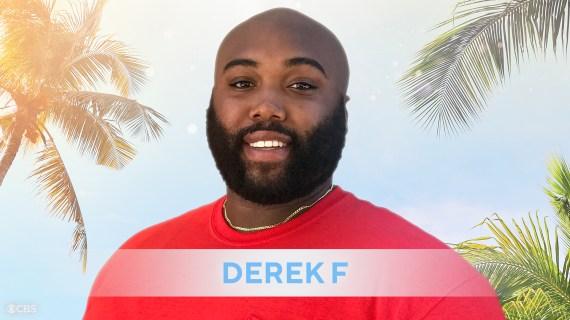 Big Brother 23-Derek Frazier