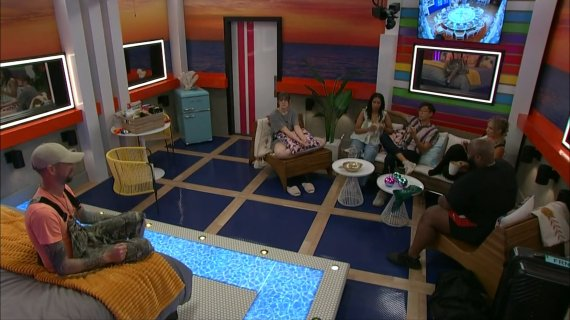 Big Brother 23 Night One Live Feeds-Frenchie