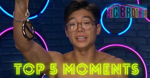 Big Brother 23 Top 5 Episode 3