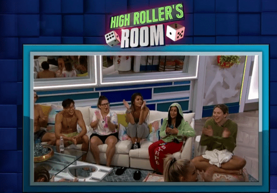 Big Brother 23 High Rollers