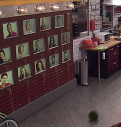 Big Brother 13 Memory Wall 07-08-2011
