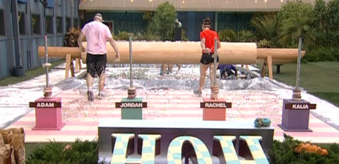 Big Brother 13 Week 9 HoH competition