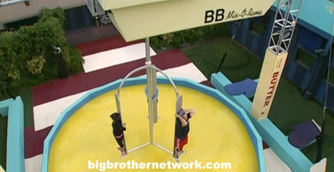 Big Brother 13 final endurance comp