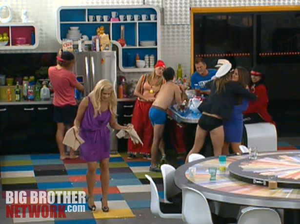 Big Brother 14 20120728 party