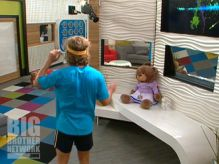 Big Brother 14 - Ted holds the Veto