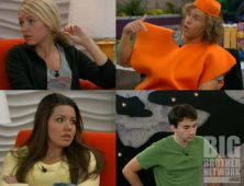 Big Brother 14 - HGs after Veto comp
