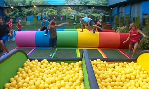 Big Brother 14 - Double Eviction Veto comp
