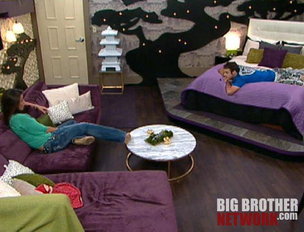 Big Brother 14 – Danielle and Dan