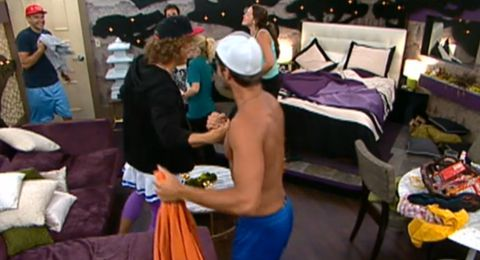 Big Brother 14 - Silent Six form an alliance