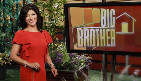 Big Brother 15 host Julie Chen