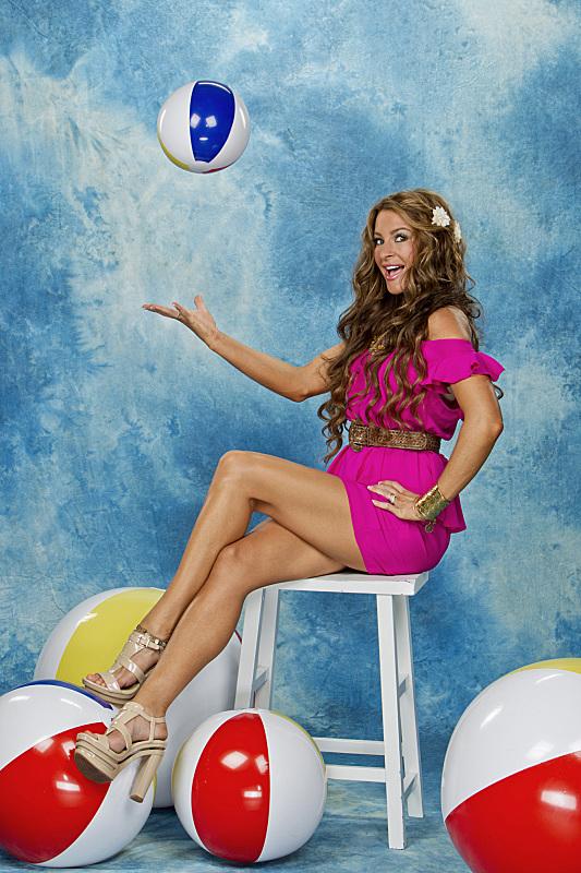 Elissa Slater – Big Brother 15