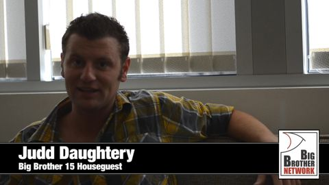 Judd Daughtery - Big Brother 15 HG