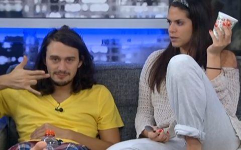 Big Brother 15 - McCrae is shocked
