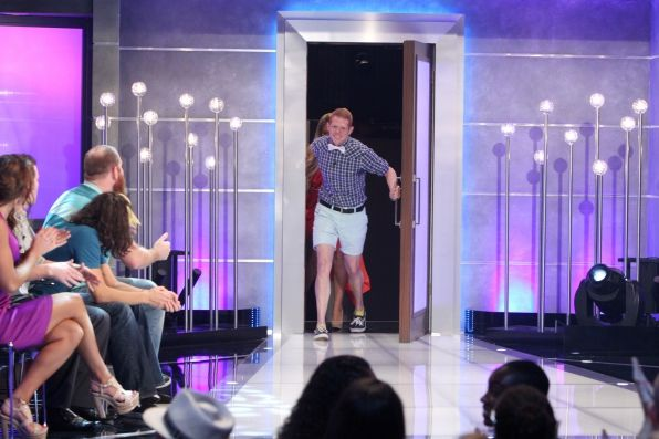 Andy emerges from BB15