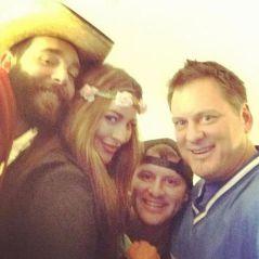 Cowboy, Elissa, Judd, & Joe