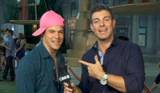 Big Brother 16: Finale Backyard Interviews With Jeff ...