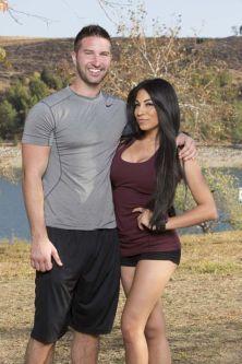 Jeff Wheldon and Jackie Ibarra