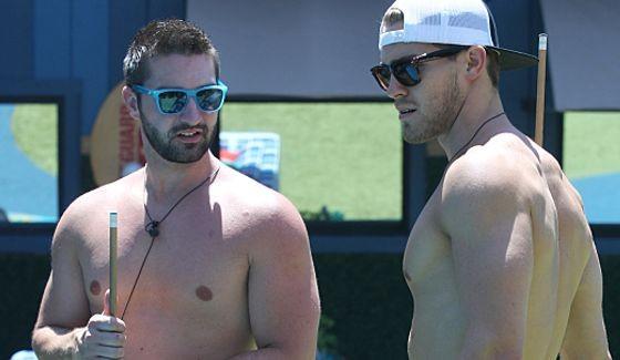 Jeff Weldon & Clay Honeycutt on Big Brother 17