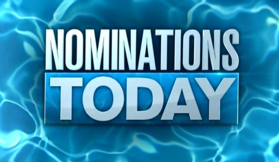 Nominations on Big Brother