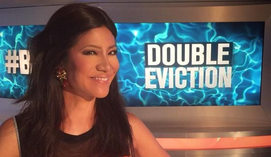 Julie Chen hosts Big Brother Double Eviction live show